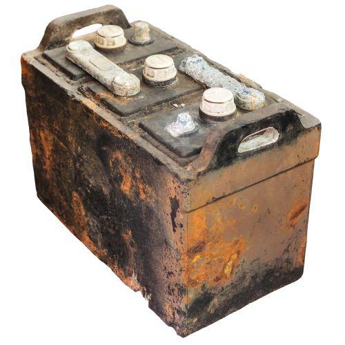 Staré autobaterie odevzdávejte ve výkupnách autobaterií.